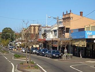 Erskineville, New South Wales - Erskineville Road, Erskineville