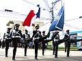 Escolta de Bandera de la Policía Nacional de Panamá (2010).jpg