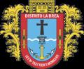 Escudo del Distrito La Brea.png