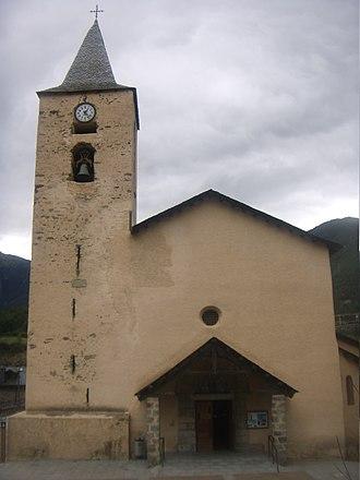 Església de Sant Iscle i Santa Victòria (Andorra) - Església de Sant Iscle i Santa Victòria