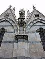 Església de Santa Maria della Spina de Pisa, pinacles.JPG