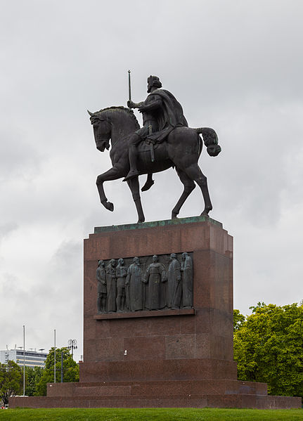 File:Estatua de Tomislav de Croacia, Zagreb, Croacia, 2014-04-20, DD 02.JPG
