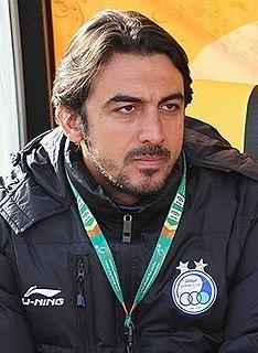 Mehdi Rahmati Iranian footballer