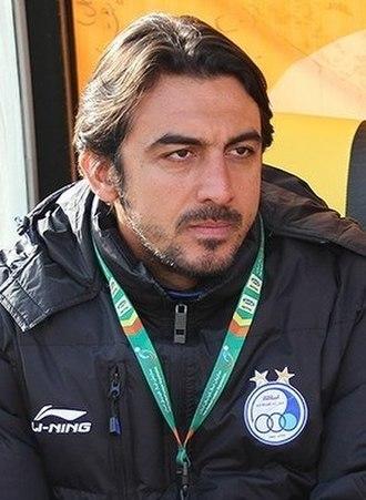 Mehdi Rahmati - Rahmati in 2016