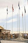 Estonian soldiers bid farewell to coalition counterparts in Helmand province 140509-M-KC435-005.jpg