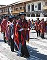 Ethnic dances in Cusco (Peru) (36844895102).jpg