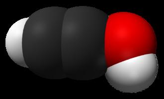Ynol - Ethynol, the simplest ynol