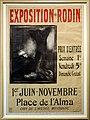 Eugène carrière, exposition rodin, litografia, 1900 (kupferstichkabinett).jpg