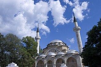 Juma-Jami Mosque, Yevpatoria - Image: Eupatoria mosque
