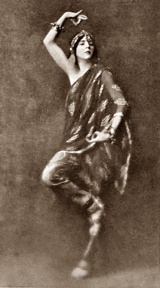Evan-Burrows Fontaine - The Book of the Dance, 1920