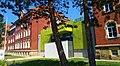 Evangelische Schule Pirna 2018 grünes Tor.jpg