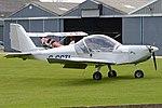 Evektor-Aerotechnik EV-97 EuroStar UK 'G-CCTI' (39978952740).jpg