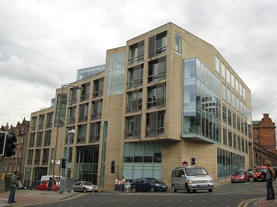 Evolution House, Edinburgh College of Art