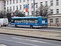 Evropská, Airport Express ČD (01).jpg