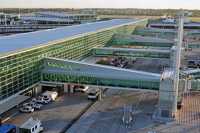 Cómo llegar a Aeropuerto Internacional Ministro Pistarini en transporte público - Sobre el lugar