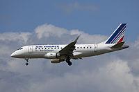 F-HBXA - E170 - Air France