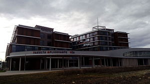 University of West Bohemia - The Faculty of Applied Sciences