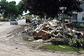 FEMA - 36407 - Debris on the side of the road awaiting pick up in Iowa.jpg