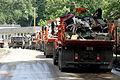 FEMA - 36569 - Debris trucks lined up for work in Iowa.jpg