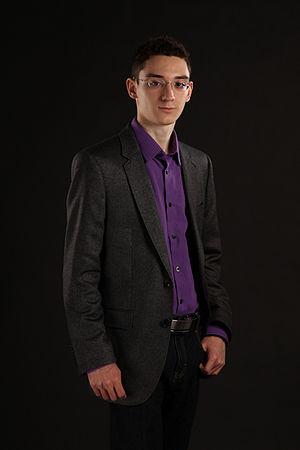 Fabiano Caruana - Caruana in 2012