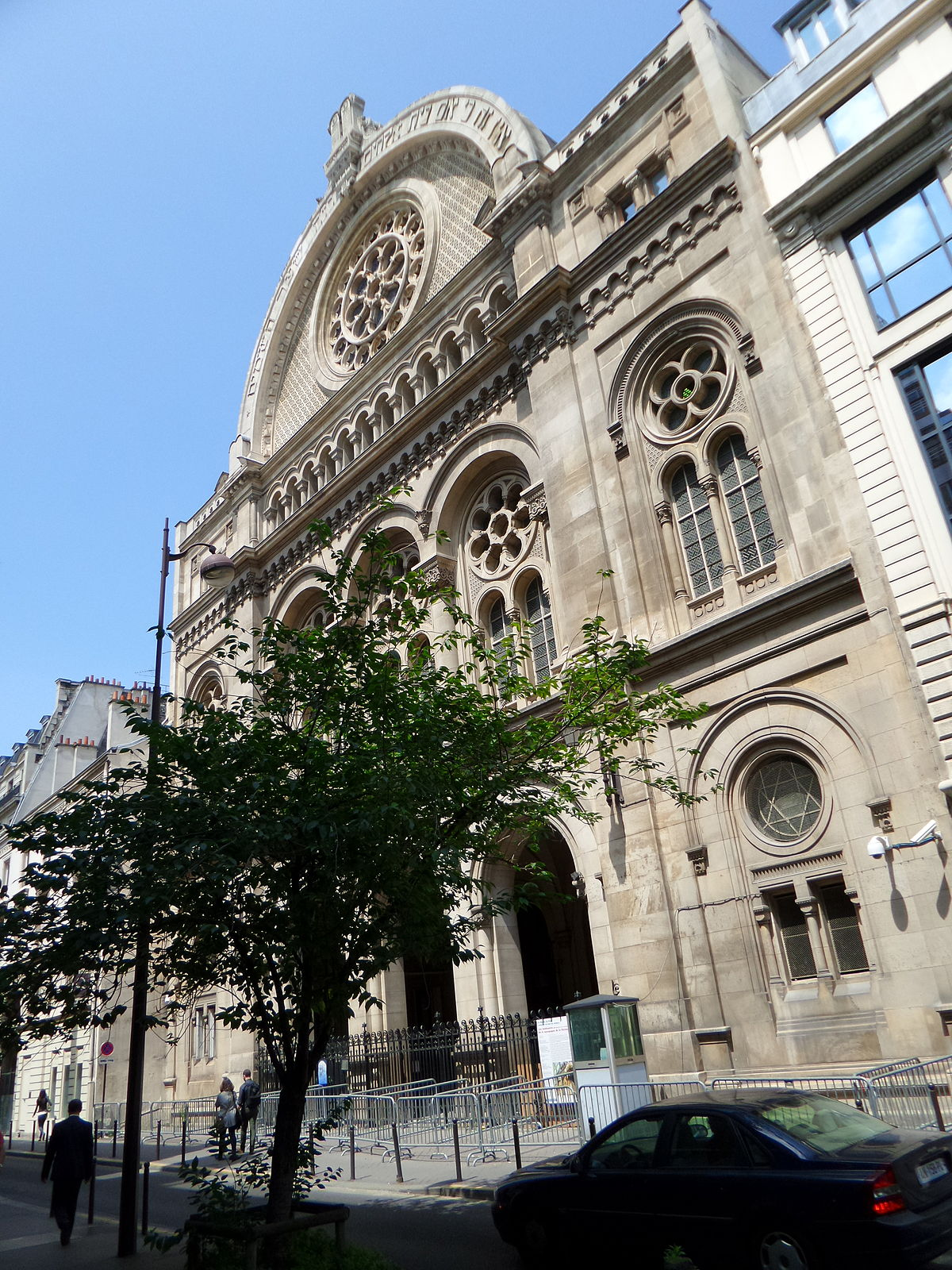 Grande Paris Grande Synagogue Paris De Synagogue De QsdhCtBrxo