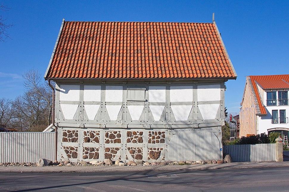 Fachwerk Dorfstraße16 in der Kircher Bauerschaft (Isernhagen) IMG 4826