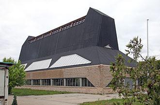 Luckenwalde - Former hat factory