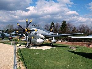 Fairey Gannet AEW3, Royal Navy XL450, cn F9433 pic-4.JPG