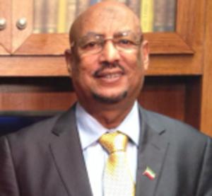 Somaliland parliamentary election, 2019 - Image: Faisaaliwara