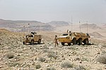 Falcon Sqn FUCHS vehicle in Jordan MOD 45164585.jpg
