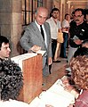 Fangio votando.jpg