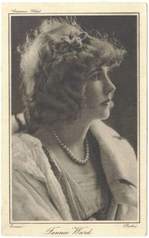Fannie Ward - Fannie Ward,1920