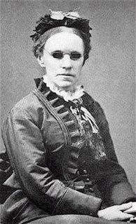 Fanny Crosby American poet, lyricist and composer
