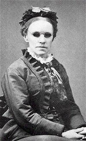 Fanny Crosby - Crosby in 1872