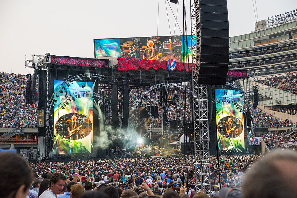 Fare Thee Well - Celebrating 50 Years of the Grateful Dead 9