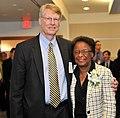 Farewell reception for retiring NSF Deputy Director Cora Marrett (15488341468).jpg