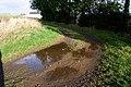 Farm track between Fillingham and Ingham - geograph.org.uk - 581332.jpg