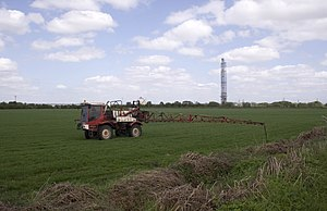 Carrington Moss - Image: Farming at carrington moss