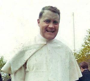 Brendan Smyth - Fr. Brendan Smyth, c. 1965