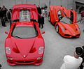 Ferrari f50 and enzo (3427684519).jpg