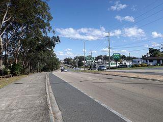 Ferry Road, Gold Coast road in Gold Coast, Queensland