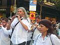 Festa Major de Gràcia 2011 - XIII cercavila de cultura popular - carrer Gran P1330066.jpg