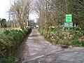 Fferm Cae'r Ferch Uchaf Farm - geograph.org.uk - 1805321.jpg
