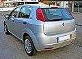 Fiat Grande Punto 20090402 rear.JPG