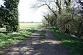 Field track from Hauxton to Shelford - geograph.org.uk - 744345.jpg