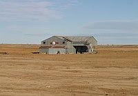Fieldton Texas abandoned cotton gin 2011.jpg