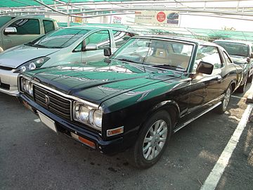 Toyota Crown coupe #11