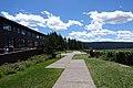 File-West side, Jackson Lake Lodge Promenade- -The Jackson Lake Lodge Historic District is notable for its (e8b203fe-0728-478f-8e98-02baf340fd04).jpg