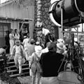 """Filming of TV series """"Gentle Ben""""- Miami, Florida (3248153586).jpg"""