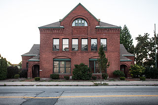 Fire Station No. 4 (Pawtucket, Rhode Island) United States historic place